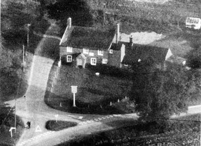 An aerial view taken in the 1960s