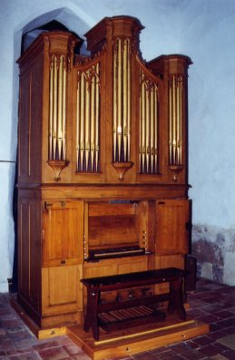 G. M. Holditch's organ
