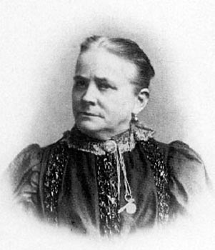 Alice Brown née Spencer